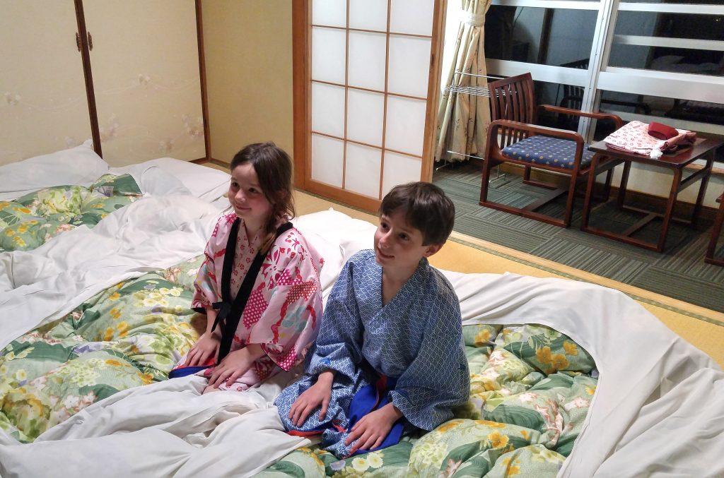 Ryokan traditional room